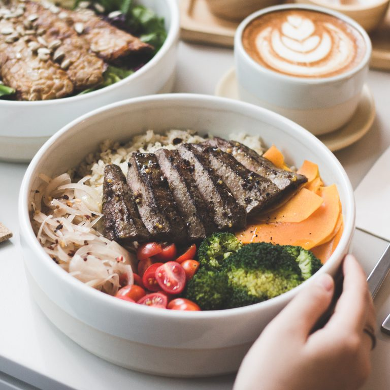 Roasted Beef Lunch Bowl