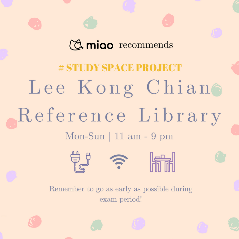 Lee Kong Chian Reference Library