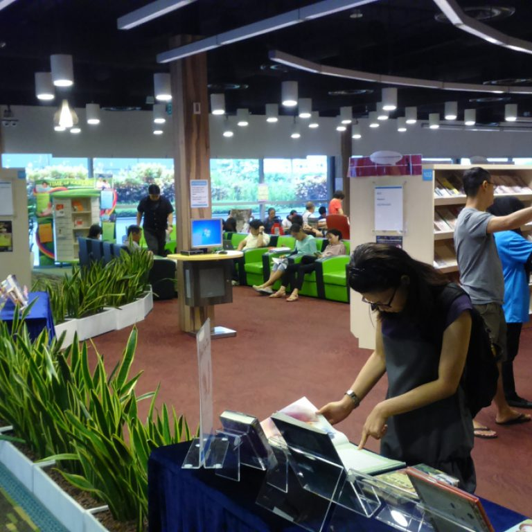 Serangoon Library 2