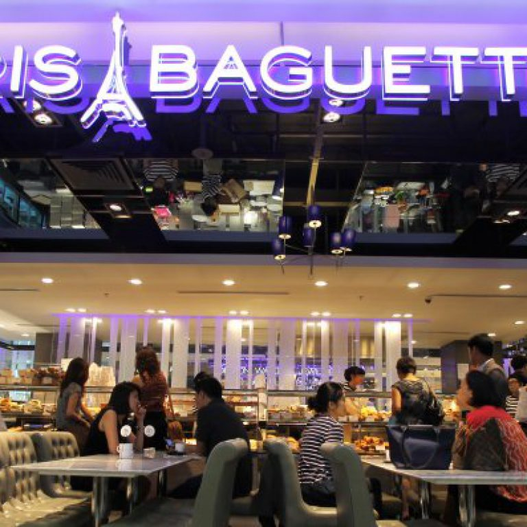 paris baguette changi